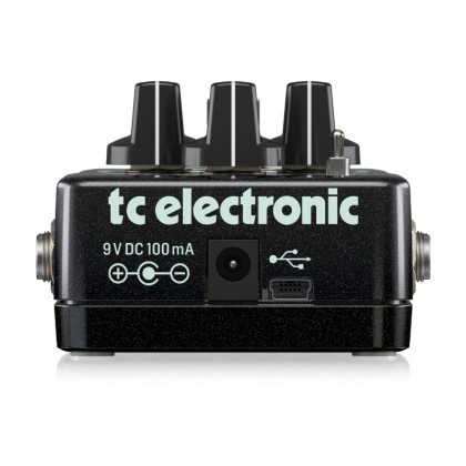 TC Electronic SENTRY NOISE GATE Multiband Noise-Gating Pedal with Hard-Gate Mode and Built-In TonePrints*