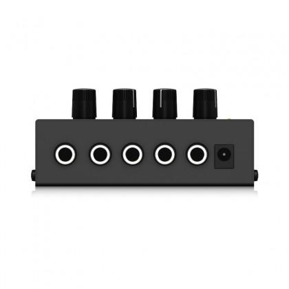 BEHRINGER MX400 Ultra Low-Noise 4-Channel Line Mixer