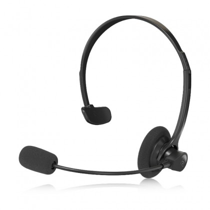 BEHRINGER HS10 USB Mono Headset with Swivel Microphone