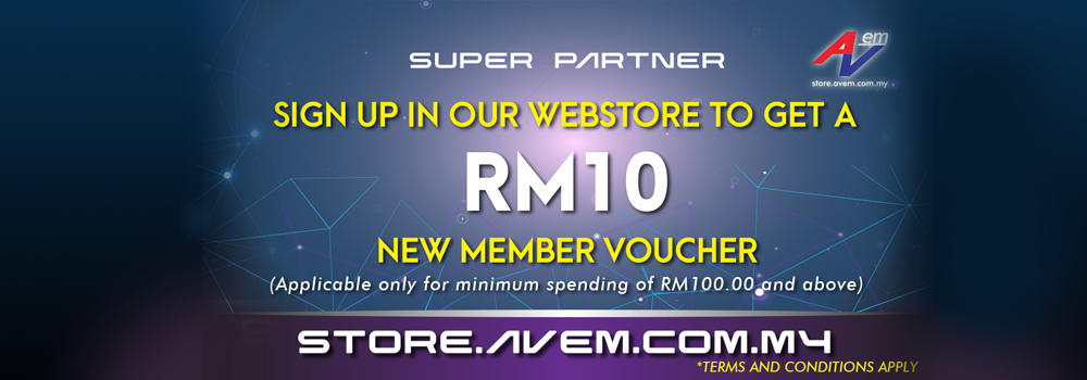 Sign Up In Our Webstore to get Discount